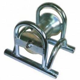 Galet de d roulage acier pour c bles et tubes maxi 160 - Pose de diabolo ...