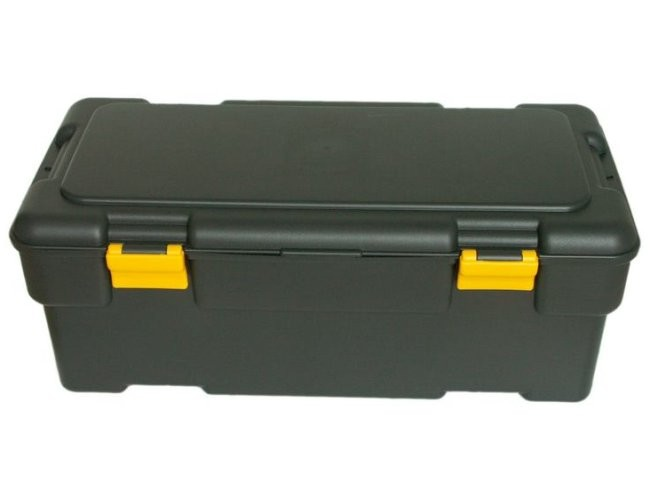 coffre de rangement plastique capacit 65 litres coffres de rangement sacs dos. Black Bedroom Furniture Sets. Home Design Ideas