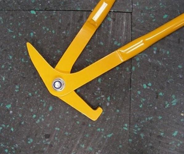 Pince pr pour plaque de chambre m tallique ou b ton pinces et outils pour c - Plaque de beton pour sol ...