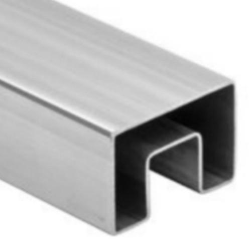 Cn4006040 tube fond de gorge rectangulaire 60 mm x 40 - Tube acier rectangulaire ...