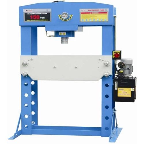 Presse Du0027atelier PAE 150t Pompe électrique Tri 380V H175 1000 C350
