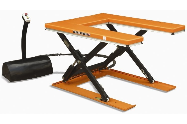 Table elevatrice bois for Table elevatrice