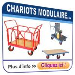 Chariots modulaires
