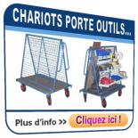 Chariots porte outils