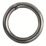 Anneau rond soudé acier inox - Ø 3 mm à 10 mm