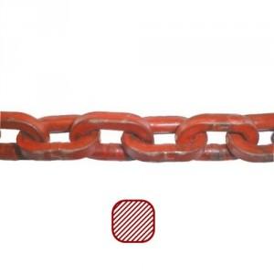 Chaîne de débardage DCT GRADE 80 à maillons carrés - Section du maillon 8 mm
