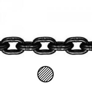 Chaîne de débardage DCR GRADE 80 à maillons ronds - Ø 6 mm à 10 mm