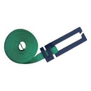 Arrimage 20 mm spécial CERCLAGE SAP05 en 1 partie avec tendeur plat en 1 partie en ceinture