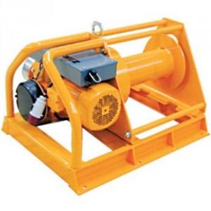 Treuil électrique de CHANTIER TEL - Capacité 0,6 t à 7,5 t