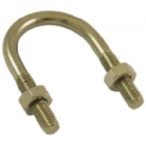 Etrier pour tube BTI acier INOX - Ø 1/4'' à 4''