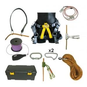 Kit élagueur complet NEL31 avec baudrier Elagage