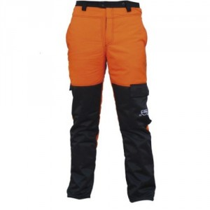 Pantalon élagueur anticoupures léger NELDEL - Tailles 36 à 54