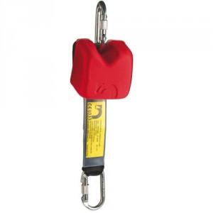Antichute à rappel automatique NMINABS & NMINABSP2 avec sangle polyamide 48 mm - Longueur 2,20 m