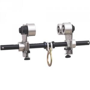 Ancrage mobile sur poutre BR ajustable de 80 mm à 250 mm - Conforme EN 795 B