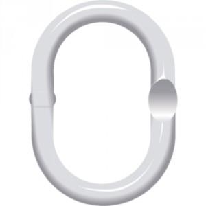 Maille de tête simple ovale MS GRADE 80 - Capacité 1,6 t à 125 t