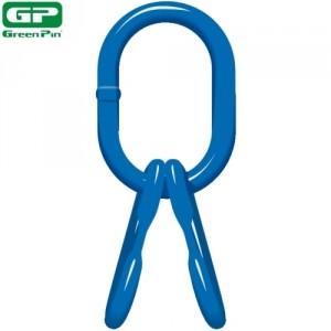 Maille de tête triple GR100 Green Pin®