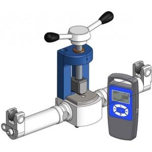 Tensiomètre électronique grande capacité - Pour câbles diam. 5 mm à 28 mm