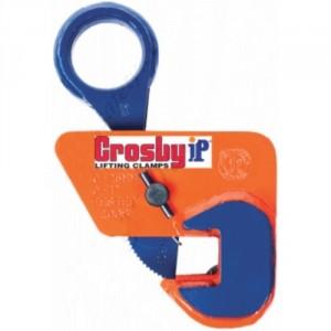 Pince CROSBY IPBHZ pour levage HORIZONTAL de poutrelles et de tôles - Capacité 0,75 t à 12 t