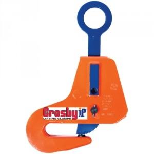 Pince CROSBY IPBSNZ pour levage HORIZONTAL et empilage de poutrelles - Capacité 1,5 t à 3 t