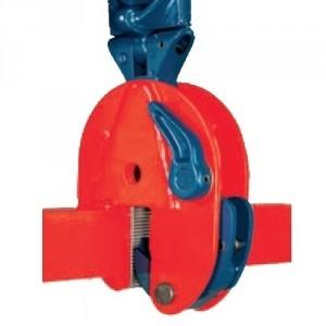 Pince de levage CROSBY IPTPU pour levage vertical - Capacité 1,5 t et 3 t