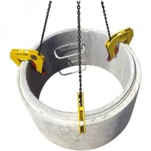Elingue chaîne 3 brins lève-buse - Capacité 1t, 1,5 t et 3 t