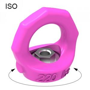 Anneau de levage rotatif femelle RUD StarPoint VRM - Filetage ISO M6 à M30