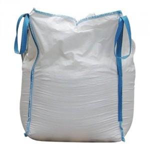Sac Big Bag BB en polyéthylène équipé de 4 sangles - Capacité 1,5 t