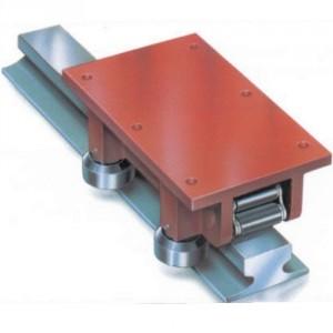 Rouleur Express FR avec galet(s) de guidage - Capacité de 15 t à 200 t