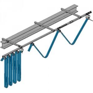 Ligne d'alimentation LA pour palan électrique - Câble souple plat 4G2,5