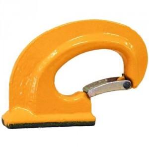 Crochet de godet à souder CTI - Capacité 1 t à 18 t