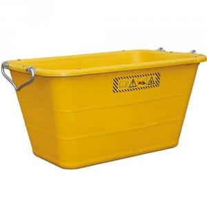 Bac plastique BCM 200 litres - Capacité 440 kg