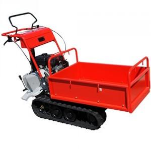 Mini transporteur essence avec benne à ridelles coulissantes BRC - Capacité 300 kg