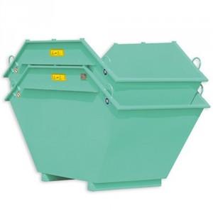 Bac de stockage BSCR - Capacité 1000 kg