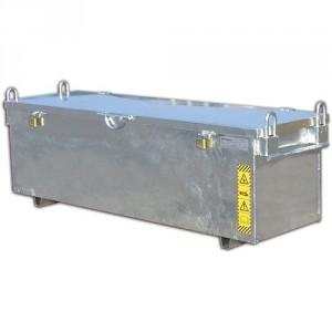Coffre à outils COPAN 425 litres - Capacité 200 kg et 500 kg