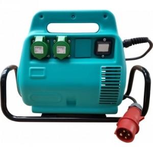 Convertisseur haute fréquence TRIPHASÉ à protection thermique CSTLT - 400V