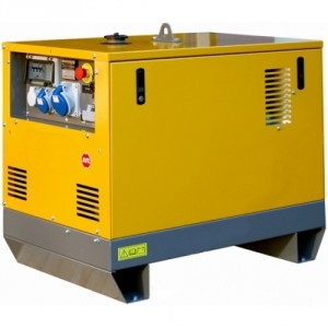 Groupe électrogène diesel GESMD 230V MONOPHASÉ - Puissance 5,2 kW