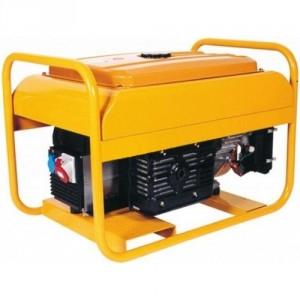 Groupe électrogène essence GETARXL 400V TRIPHASÉ - Puissance 7,2 kW