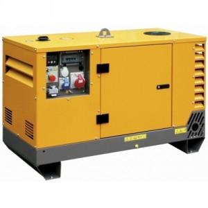 Groupe électrogène diesel GETVN 400V TRIPHASÉ - Puissance 11,4 kW