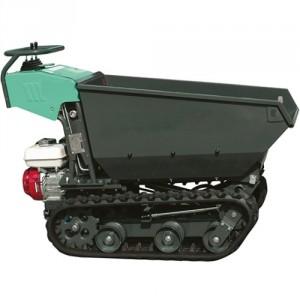 Mini transporteur essence avec benne et pelle chargeuse 188MTBE - Capacité 500 kg