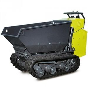 Mini transporteur électrique avec benne MTEB - Capacité 400 kg.