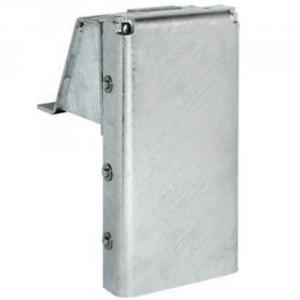 Butoir de quai 757 faible épaisseur avec rehausse de 200 mm et rallonge de 268 mm - Dimension 470x232x86 mm