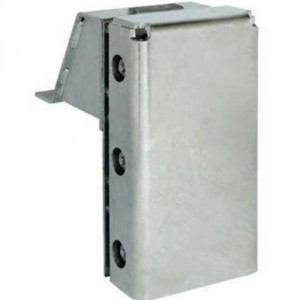 Butoir de quai 857 avec rehausse de 206 mm et rallonge de 243 mm - Dimension 470x220x129 mm