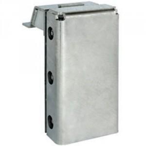 Butoir de quai 858 avec rehausse de 100 mm et rallonge de 210 mm - Dimension 470x220x129 mm