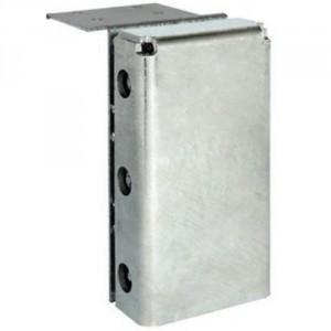 Butoir de quai 859 avec platine allongée de 250 mm - Dimension 470x235x129 mm