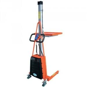 Mini gerbeur positionneur de travail EV semi-électrique - Capacité 100 kg, 150 kg et 250 kg
