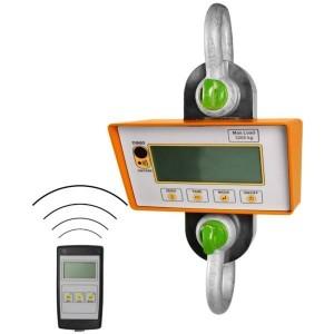 Dynamomètre électronique DBR avec lecture à distance radio - Capacité 3,2 t à 10 t