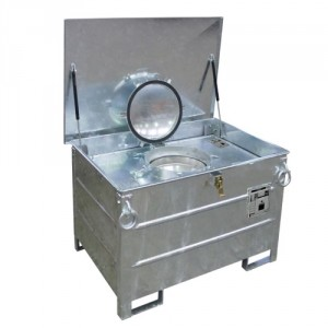 Bac collecteur BASB - Volume de rétention 250 litres et 450 litres