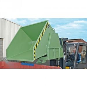Benne basculante BBKD 300 litres à 2000 litres - Capacité de 750 kg à 2000 kg