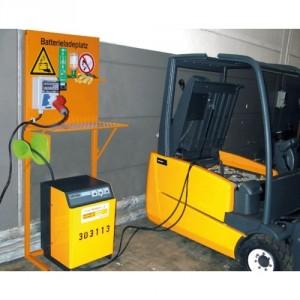 Chargeur de batteries pour chariots élévateurs BBL - Poids 48 kg