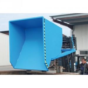 Benne basculante BBMK 300 litres à 2000 litres - Capacité 1500 kg à 3000 kg
